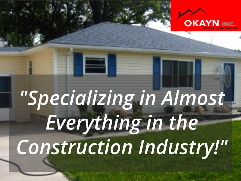 Watch Okayn remodel this Strongsville, Ohio home in every way you can think of.